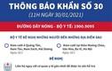 Khẩn: Tìm người đến đám cưới ở Hà Nội, Hải Dương có người nhiễm COVID-19