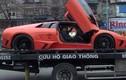 Siêu bò Lamborghini đang khoe hàng, chết sặc ở Quảng Ninh