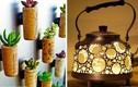 14 ý tưởng tái sử dụng đồ cũ nhà bếp cực hay