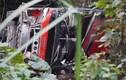 Xe khách lao xuống vực sâu, phụ xe tử vong tại chỗ