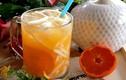 Trà cam dừa thức uống ngon tuyệt giải nhiệt ngày nóng