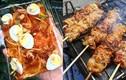 Những món ăn vặt gây nghiện khắp Hà Nội