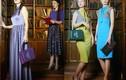 Cựu nữ điệp viên Nga làm mẫu, hóa thân thành gái quê