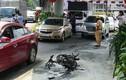 Lý do không ngờ khiến nam thanh niên tự đốt xe ở TPHCM