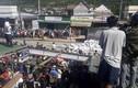 Hiện trường vụ tai nạn liên hoàn khiến 5 người thiệt mạng