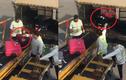 Video: Nhân viên sân bay Đà Nẵng ném hành lý hành khách gây bức xúc