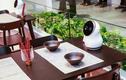 Công nghệ thời 4.0: Nhà hàng vận hành hoàn toàn bằng robot