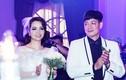 Bất ngờ cảnh đám cưới của Mai Thu Huyền và Bình Minh
