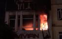 Hà Nội: Cháy ảnh viện gia đình ở Xã Đàn giữa trời mưa lớn
