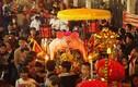 """Độc đáo lễ hội rước """"ông lợn"""" khổng lồ tại làng La Phù"""