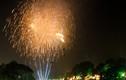 Pháo hoa rực sáng bầu trời VN chào năm Giáp Ngọ