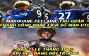 Ảnh chế bóng đá: Fellaini - đội trưởng thành công nhất MU