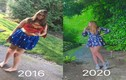 Nặng gần 100kg, cô gái 10X giảm cân đẹp như búp bê Barbie
