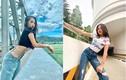 Khoe body chuẩn hoa hậu, hot girl 10X Phú Yên làm dân tình mê tít