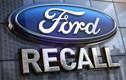 Hơn 500 nghìn ôtô Ford dính lỗi hộp số nguy hiểm chết người