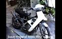 Kinh ngạc Suzuki FX 125cc độ khủng lên 650cc