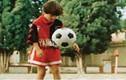 Messi lúc 9 tuổi chơi bóng thiên tài thế nào?