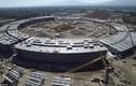 Ngắm trụ sở mới như phi thuyền của Apple từ trên cao