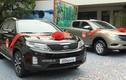 """Quà thưởng Tết cực """"khủng"""" ở Việt Nam: ô tô xịn, căn hộ hạng sang"""