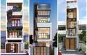 10 mẫu thiết kế nhà phố 4 tầng hiện đại đi đầu xu hướng 2021