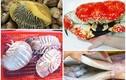 Bóc giá loạt hải sản khổng lồ gây sốt thị trường Việt đầu năm 2021