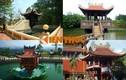 Độc đáo những ngôi chùa Một Cột không nằm ở Hà Nội