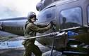 """Ảnh """"hậu trường"""" của lính trực thăng Mỹ thời chiến tranh Việt Nam"""
