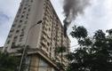 Nổ bình ga rung chuyển chung cư tại Hà Nội, khói đen nghi ngút