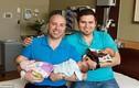 Hy hữu cặp sinh 3 mang gen của 2 người bố đồng tính