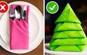 Video: 23 cách sáng tạo gấp khăn ăn giúp bữa ăn trở nên hoàn hảo