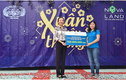 Nova Group mang Xuân yêu thương tới trẻ em tàn tật mồ côi