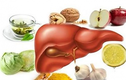 """4 loại thực phẩm """"khắc tinh"""" của bệnh gan"""