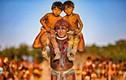 """""""Hút mắt"""" bộ ảnh bộ lạc thổ dân tại rừng mưa nhiệt đới Amazon"""