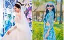 Á khôi ĐH Kinh tế Quốc dân gây sốt với siêu xe ngày cưới