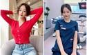 Diện đồ gợi cảm, nữ bác sĩ Hàn Quốc lộ vòng eo phát mê