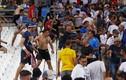 Loạt ảnh hỗn chiến giữa CĐV Nga-Anh bên lề EURO 2016
