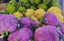 Ngắm những loại rau củ bổ dưỡng nhưng có vẻ đẹp kỳ lạ