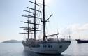 Tàu buồm Lê Quý Đôn lên đường thăm Campuchia và Thái Lan