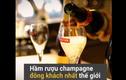 Video: Hầm rượu champagne dài 18 km