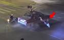 Video: Vượt đèn đỏ, thiếu nữ đi mô tô bay lên nóc ô tô đang chạy