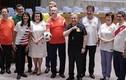 """Video: Cách cổ vũ World Cup cực """"độc"""" của các đại sứ Liên hợp quốc"""