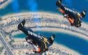 Video: Mãn nhãn với clip con người bay lượn trên không như siêu nhân