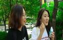 Video: Phản ứng bất ngờ của các cô gái khi gỡ lớp trang điểm trên mặt
