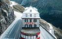 Video: Khách sạn 4 mặt tiền bỏ hoang đẹp hùng vĩ trên núi