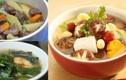 Món canh bổ máu, tăng cường sức đề kháng cho cơ thể mỗi ngày