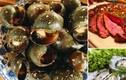 Món ăn chứa rất nhiều kí sinh trùng, nên hạn chế ăn
