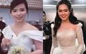 So ảnh tự đăng và bị tag của dàn WAGs Việt trong ngày cưới