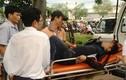 Xe biển xanh gây tai nạn: Lộ mặt tài xế bỏ chạy