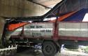 Xe tải lao vào gầm cầu để tránh gây thảm họa ở Sài Gòn