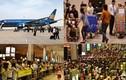 Tết Đinh Dậu: Sân bay Tân Sơn Nhất trắng đêm đón kiều bào